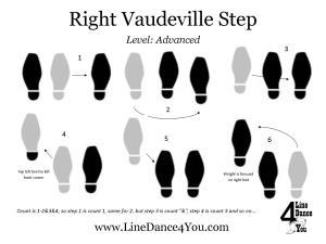 Vaudeville Step